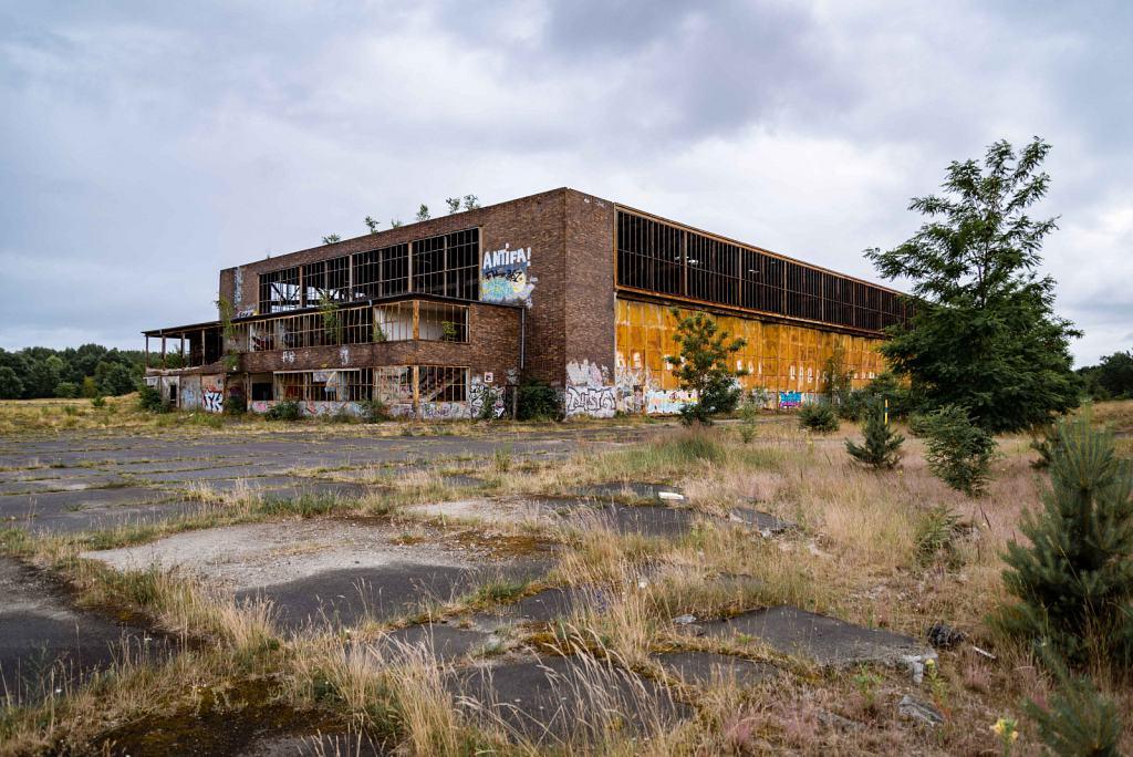 Flugplatz Oranienburg